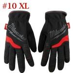 MILWAUKEE Free Flex Γάντια εργασίας XLarge No10 (48229713)