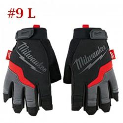 MILWAUKEE Fingerless Γάντια εργασίας Large No9 (48229742)