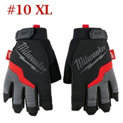 MILWAUKEE Fingerless Γάντια εργασίας XLarge No 10 (48229743)