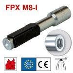FISCHER FPX M8 I Βύσμα για πορομπετόν (519022)