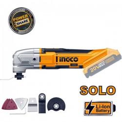 INGCO CMLI2001 Πολυεργαλείο 20V Li-IonSOLO ((χωρίς μπαταρία και φορτιστή)