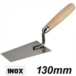 VOREL 06370 Μυστρί τραπεζοειδές INOX 130mm
