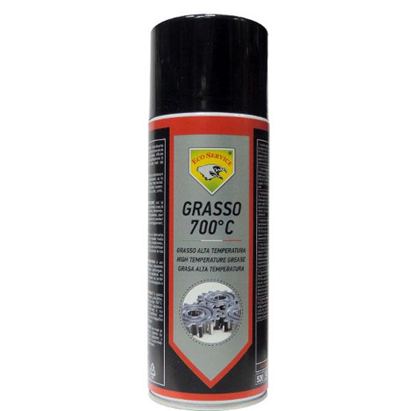 ECO SERVICE GRASSO  700 °C Γράσσο υψηλής θερμοκρασίας (84110)