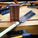 ZETSAW RYOBA DOUBLE EDGE S-250 Παραδοσιακό πριόνι ξύλου Ιαπωνίας  (30007)