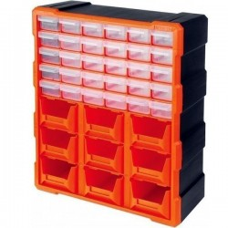 TACTIX 320644 Συρταριέρα οργάνωσης υλικών και εργαλείων