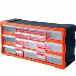 TACTIX 320632 Συρταριέρα οργάνωσης υλικών και εργαλείων