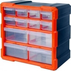 TACTIX 320630 Συρταριέρα οργάνωσης υλικών και εργαλείων