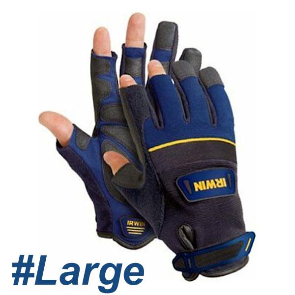 IRWIN 10503828 Γάντια εργασίας Carpenters Large