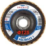 DRONCO SUPERIOR POLIMAXX 1 COARSE Δίσκος πολύπτερος χονδρός Φ125mm (5542204100)