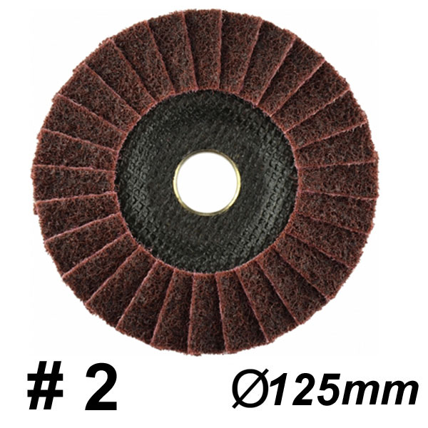 DRONCO SUPERIOR POLIMAXX 2 MEDIUM Δίσκος πολύπτερος μεσαίος Φ125 (5242206100)