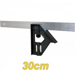STANLEY 2-46-017 Γωνία με αλφάδι 300mm