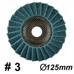 DRONCO SUPERIOR POLIMAXX 3 FINE Δίσκος πολύπτερος ψιλός Φ125 (5542207100)