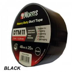 MORRIS 39925 Πανοταινία μαύρη 48mm X 20m