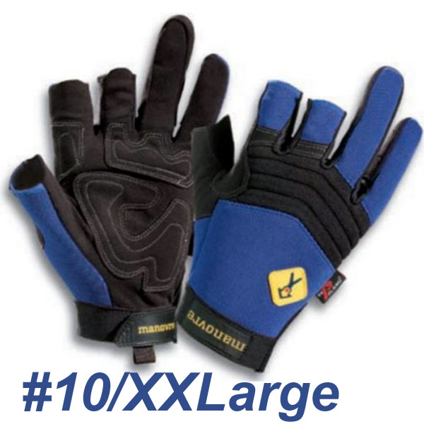 PLANO PRECISION Γάντια εργασίας XXL/10 (7PRC7BL)