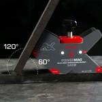 DIESELLA POWER MAG 30171480 Χ40Β Μαγνήτης πολλαπλών γωνιών 120kg/1175N