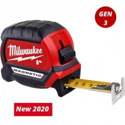 MILWAUKEE 4932464600 Μετροταινία 8m