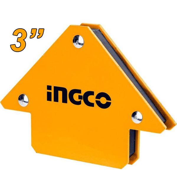 "INGCO AMWH25031 Μαγνητική γωνία συγκόλλησης 3"""