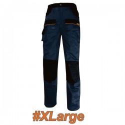 FERRELI BOLTON 16-304-654 Παντελόνι εργασίας μπλε - μαύρο #XLarge