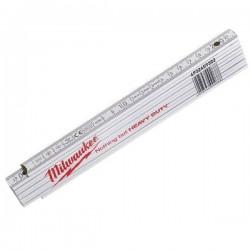 MILWAUKEE 4932459302 Μέτρο ξύλινο σπαστό 2m