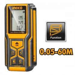 INGCO HLDD0608 Μετρητής αποστάσεων λέιζερ 60Μ