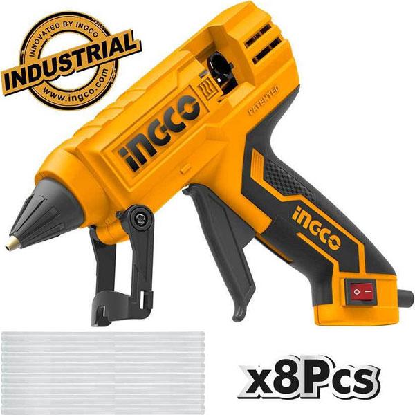 INGCO GG308 Ηλεκτρικό Πιστόλι - Κολλητήρι Θερμόκολλας 30W