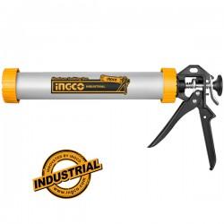 "INGCO HCG0112 Πιστόλι σιλικόνης κλειστού τύπου 12"" - 310ml"