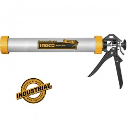 "INGCO HCG0115 Πιστόλι σιλικόνης κλειστού τύπου 15"" - 600ml"