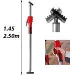 BESSEY STE250 Τηλεσκοπικός στύλος στήριξης γυψοσανίδας 145-250cm