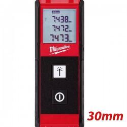 MILWAUKEE LDM30 Αποστασιόμετρο LASER (4933459276)