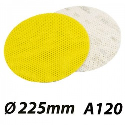 JOST SUPERPAD 423-A120 Δίσκοι γυαλόχαρτου αυτοπρόσφυσης (velcro) Ø 225