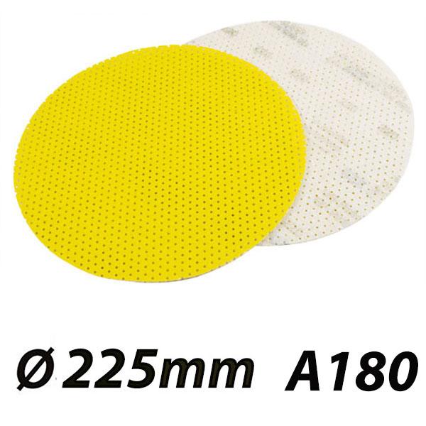 JOST SUPERPAD 423-A180 Δίσκοι γυαλόχαρτου αυτοπρόσφυσης (velcro) Ø 225