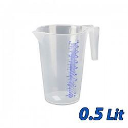 PRESSOL 07061 Κανάτα - δοχείο με κλίμακα 0.5lit