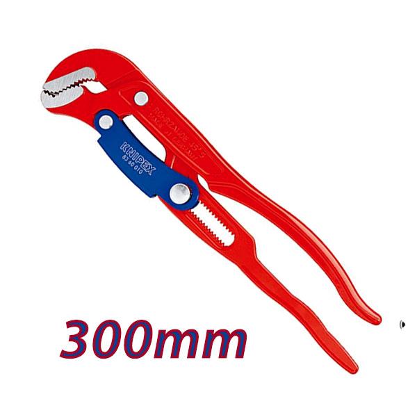 KNIPEX 8360010 Τσιμπίδα υδραυλικού ταχείας ρύθμισης 300mm
