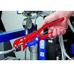 KNIPEX 8360015 Τσιμπίδα υδραυλικού ταχείας ρύθμισης 350mm