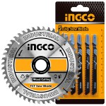 INGCO CKLI2010 Σετ 4 τεμ εργαλεία μπαταρίας 20V Li-on