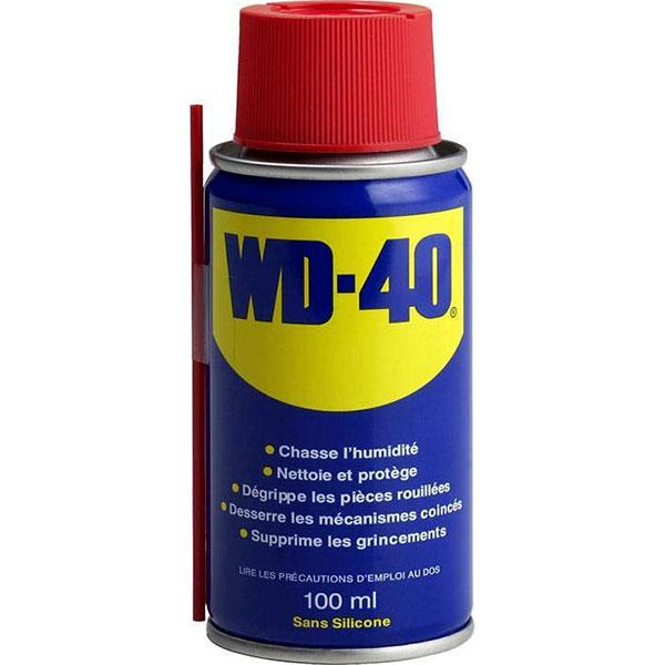 WD-40 Multi use Σπρέυ αντισκοωριακό - λιπαντικό 100ml
