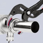 KNIPEX 8111250 Γκαζοτανάλια σιφονιών 250mm