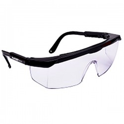 HARDEN 780201 Γυαλιά προστασίας διάφανα με ρυθμιζόμενους βραχίονες