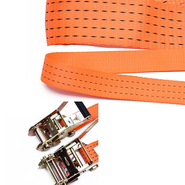 HARDEN 671136 Ιμάντας φορτίου με καστάνια 6m x 38mm