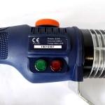 GEHOCK PTW0900 Μηχανή θερμοκόλλησης πλαστικών σωλήνων