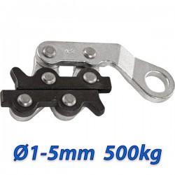 DONGES 30-560001-0 Τραβηχτήρι σύρματος βαρέως τύπου 1-5mm