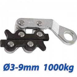DONGES 30-560006-0 Τραβηχτήρι σύρματος βαρέως τύπου 3-9mm