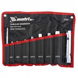 MTX 137259 Σειρά σωληνωτά κλειδιά 9 τεμ