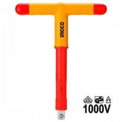 "INGCO HITH121 Μανέλα ταφ 1/2"" 1000V VDE ηλεκτρολόγων"