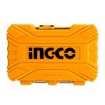 INGCO AKDL24502 Σειρά μύτες impact (45τεμ)