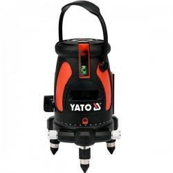 YATO YT-30432 Αλφάδι laser πράσινης δέσμης