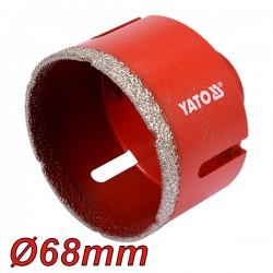 YATO YT-60447 Ποτηροτρύπανο κεραμικών πλακιδίων τροχού Ø 68mm