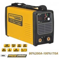 HELIX POWER MMA-200XI Professional Ηλεκτροκόλληση INVERTER (75000201)