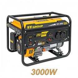 FFGROUP GPG3000 PLUS 2.7/3.0 Γεννήτρια βενζίνης 3000W (46093)