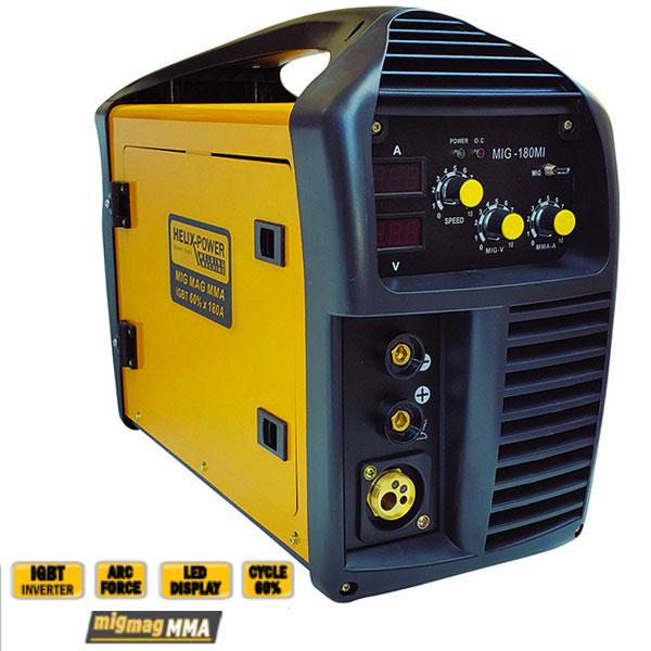 HELIX POWER MIG-180MI MIG/MAG Ηλεκτροκόλληση (75003180)